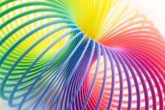 jouet coloré de source Image stock