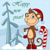 Jouet d'arbre de Noël Images libres de droits