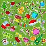 Jouet d'arbre de Noël Image stock