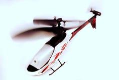 Jouet d'hélicoptère de Rc Images libres de droits