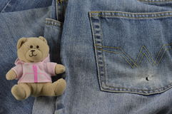 Jouet d'ours Image stock