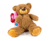 Jouet d'ours de Childs Images stock