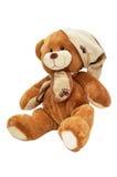 Jouet d'ours de nounours Photo stock