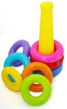 jouet de boucles Photo libre de droits