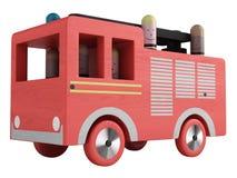 Jouet de camion de pompiers Photographie stock