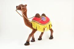 Jouet de chameau Images stock