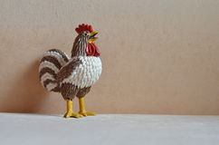 Jouet de coq Coq Année de coq Photographie stock libre de droits