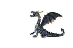 Jouet de dragon Photo stock
