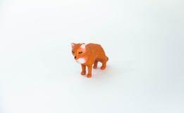 Jouet de Fox Photo stock