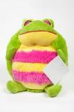 Jouet de Froggy Image stock