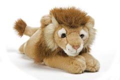 Jouet de lion Photographie stock libre de droits