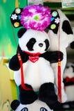 Jouet de panda Image stock