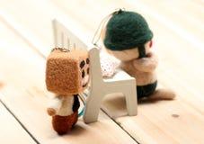 jouet de peluche Photo libre de droits