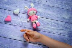 Jouet de poupée Photo libre de droits