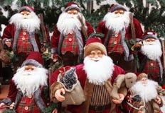 Jouet de Santa Claus Images stock