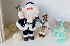 Jouet de Santa Claus Photos libres de droits