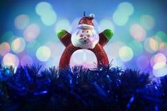 Jouet de Santa Claus Image stock