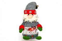 Jouet de Santa Claus pour Noël Photos libres de droits