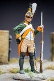 Jouet de soldat de bidon Photo libre de droits