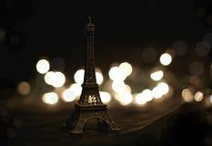 Jouet de Tour Eiffel Images libres de droits