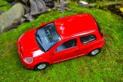 Jouet de véhicule Photographie stock