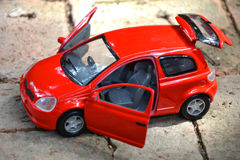 Jouet de véhicule Image stock