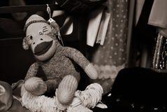 Jouet de vintage Photographie stock libre de droits