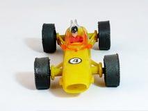 Jouet de voiture de course Photographie stock libre de droits