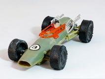 Jouet de voiture de course Image libre de droits