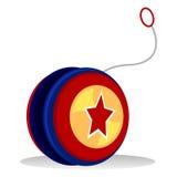 Jouet de yo-yo Photographie stock libre de droits