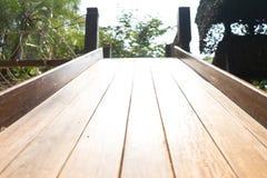 Jouet en bois de glisseur photo stock
