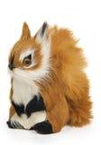 Jouet velu d'écureuil Images libres de droits