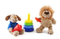 jouets Photo libre de droits