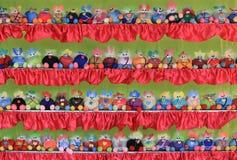 jouets colorés Images libres de droits