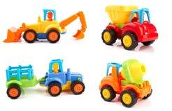 jouets colorés Photos libres de droits