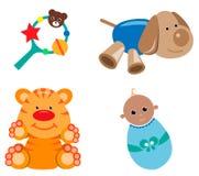 Jouets d'enfants Photo stock