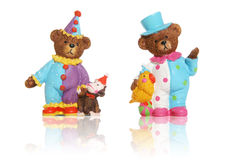 Jouets d'ours de nounours Photos stock