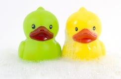 Jouets de Bath Photo libre de droits