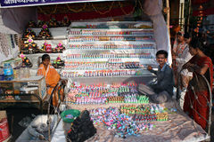Jouets de Diwali Photo libre de droits