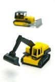 jouets de miniature de construction Photos stock