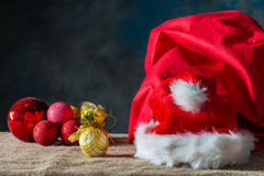 Jouets de Noël Photo libre de droits