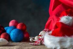 Jouets de Noël Photographie stock libre de droits