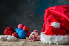 Jouets de Noël Photos stock