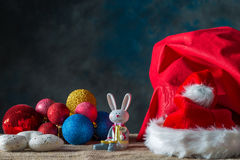 Jouets de Noël Images stock