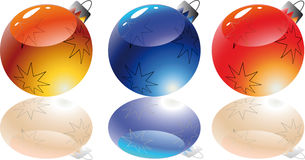 jouets de Noël illustration libre de droits