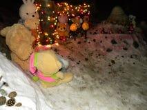 Jouets de Noël Image libre de droits
