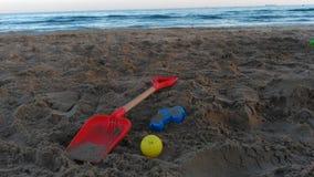 Jouets de plage photos libres de droits