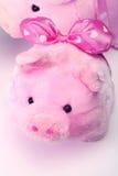 Jouets de porc Photos stock