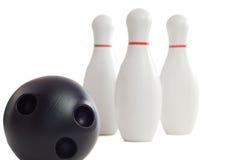 Jouets du bowling de l'enfant Photographie stock