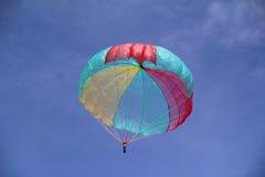 Jouets - parachute Photos libres de droits